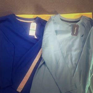 Nautica size 6 brand new boy shirts